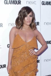 Caroline Flack at Glamour Women of the Year Awards in London