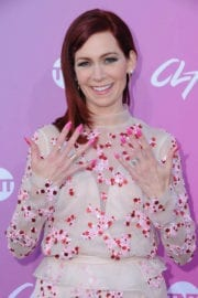 CARRIE PRESTON at Claws Premiere in Los Angeles