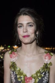 Charlotte Casiraghi at Women in Motion Awards Dinner at 2017 Cannes Film Festival