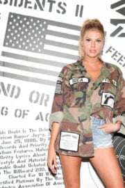 Charlotte McKinney at Revolve Launch: Madeworn x Roc96 Capsule in Los Angeles
