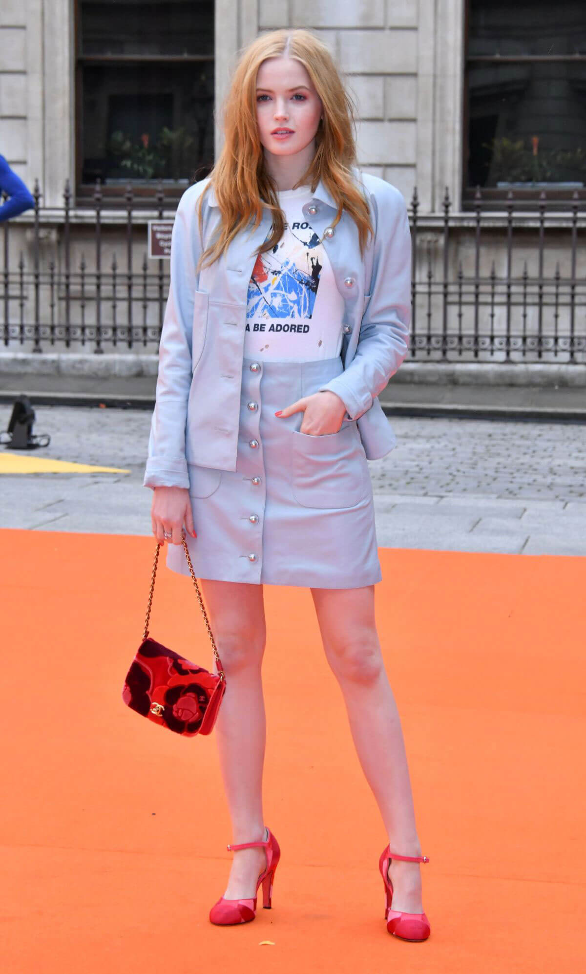 ELLIE BAMBER at Royal Academy of Arts Summer Exhibition VIP Preview in London