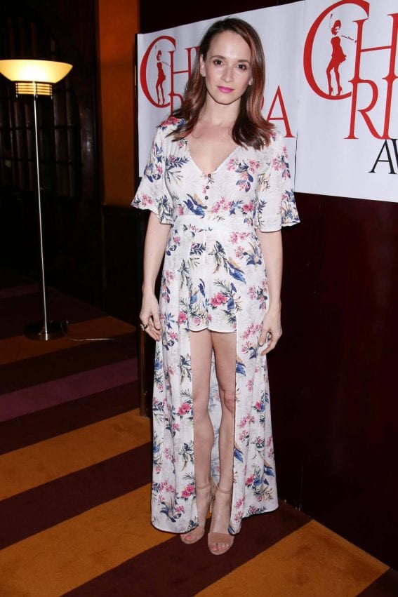 Emily Padgett at 2017 Chita Rivera Awards Nominees Reception in New York
