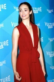 Emmy Rossum at Vulture Festival in New York