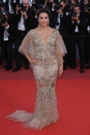 Eva Longoria at The Killing of a Sacred Deer Premiere at 70th Annual Cannes Film Festival