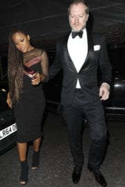 EVE at One for the Boys Gala in London