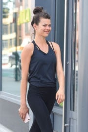 GEORGIA FOWLER Out and About in New York