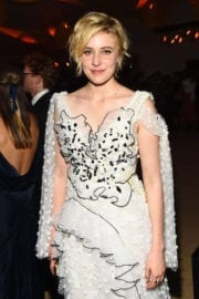 Greta Gerwig at Hollywood Foreign Press Association's at 70th Annual Cannes Film Festival