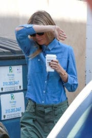 GWYNETH PALTROW Leaves Cartier Store in Beverly Hills