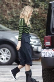 GWYNETH PALTROW Out and About in Los Angeles