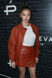 HAILEE STEINFELD at Prive Revaux Launch in Los Angeles