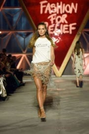 Heidi Klum at Fashion for Relief Charity Gala in Cannes