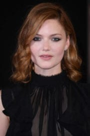 HOLIDAY GRAINGER at My Cousin Rachel Premiere in London