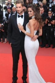 Izabel Goulart at The Killing of a Sacred Deer Premiere at 70th Annual Cannes Film Festival