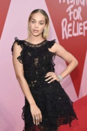 Jasmine Sanders at Fashion for Relief Charity Gala in Cannes