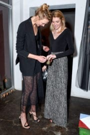KARLIE KLOSS at Garage Magazine x Vice Party in New York