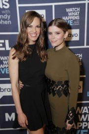 Kate Mara at Watch What Happens Live