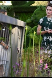 Kate Middleton at 2017 RHS Chelsea Flower Show in London