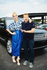 Katy Perry at Late Late Show with James Corden Primetime Special, 2017