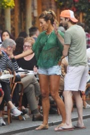 Kelly Bensimon Out in New York