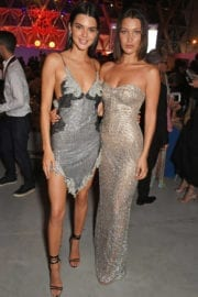 Kendall Jenner and Bella Hadid at Fashion for Relief Charity Gala Dinner in Cannes