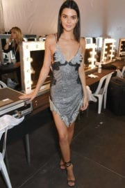 Kendall Jenner at Fashion for Relief Charity Gala Backstage in Cannes
