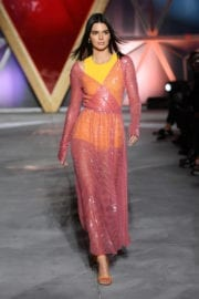 Kendall Jenner at Fashion for Relief Charity Gala Fashion Show in Cannes