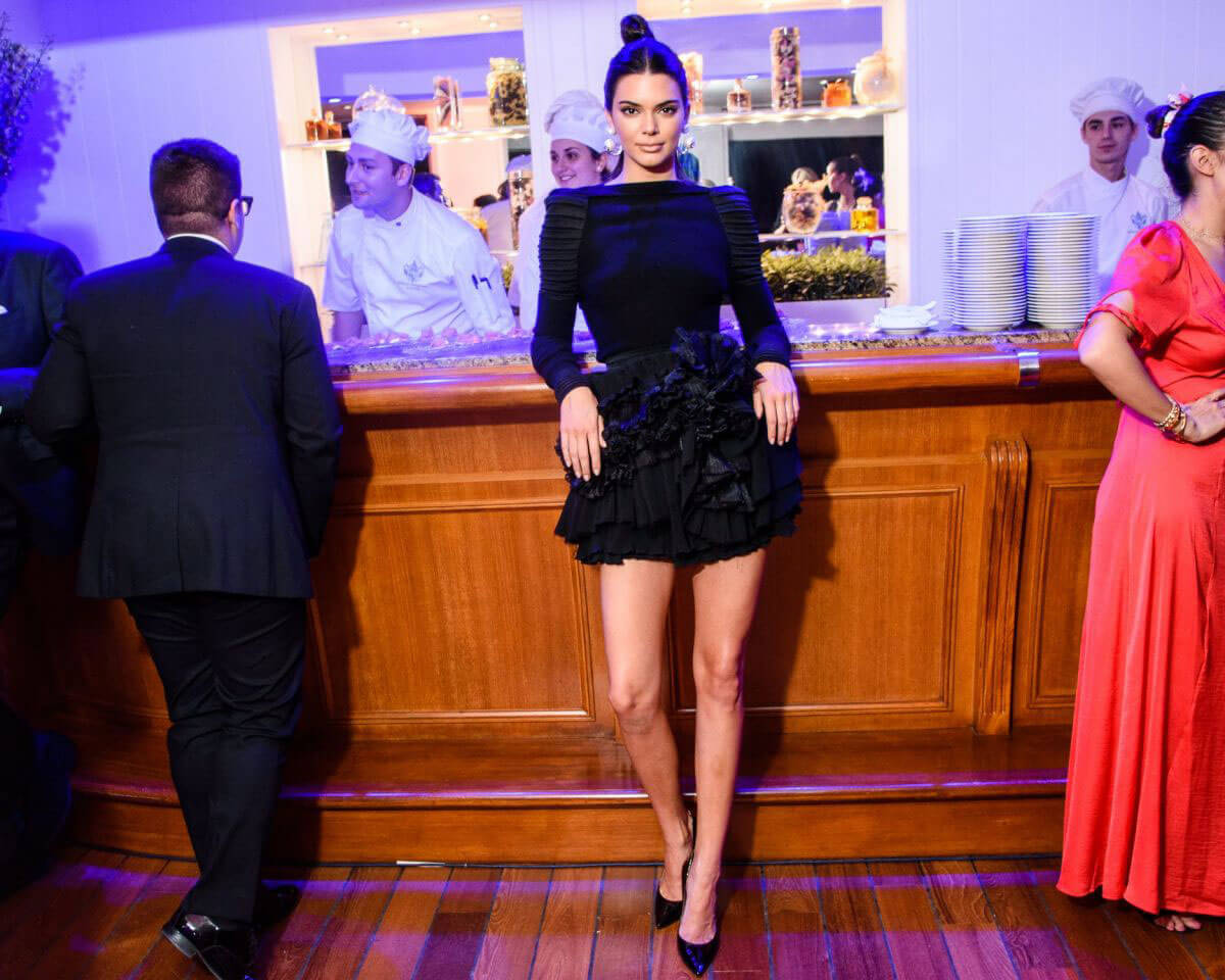 Kendall Jenner at Variety and HBO Dinner at 2017 Cannes Film Festival