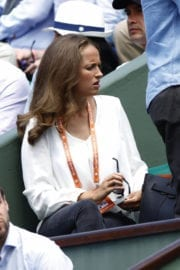 KIM SEARS at 2017 French Open Roland Garros in Paris