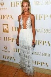 Lady Victoria HERVEY at Hollywood Foreign Press Association's at 70th Annual Cannes Film Festival
