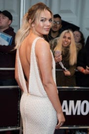 Louisa Johnson at Glamour Women of the Year Awards in London