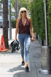 Malin Akerman Out and About in Beverly HIlls