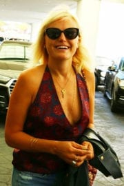Malin Akerman Out for Lunch in Beverly Hills