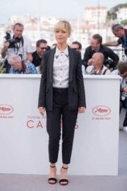Marina Fois at L'Atelier Photocall at 2017 Cannes Film Festival