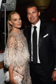 Molly Sims at Hollywood Foreign Press Association's at 70th Annual Cannes Film Festival
