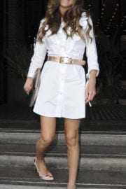 Nikki Grahame at Miss Pap Launch Party in London