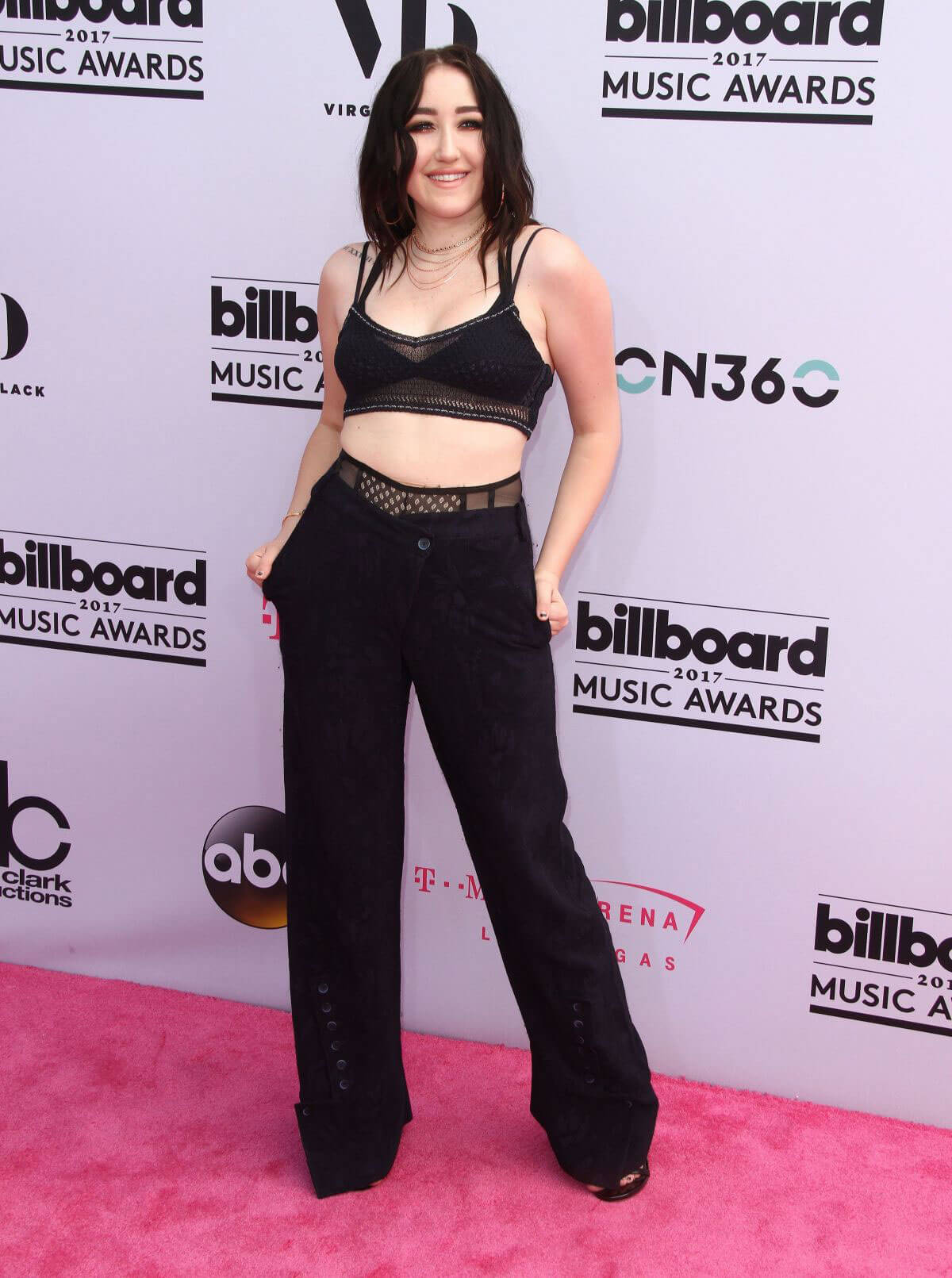Noah Cyrus at Billboard Music Awards 2017 in Las Vegas