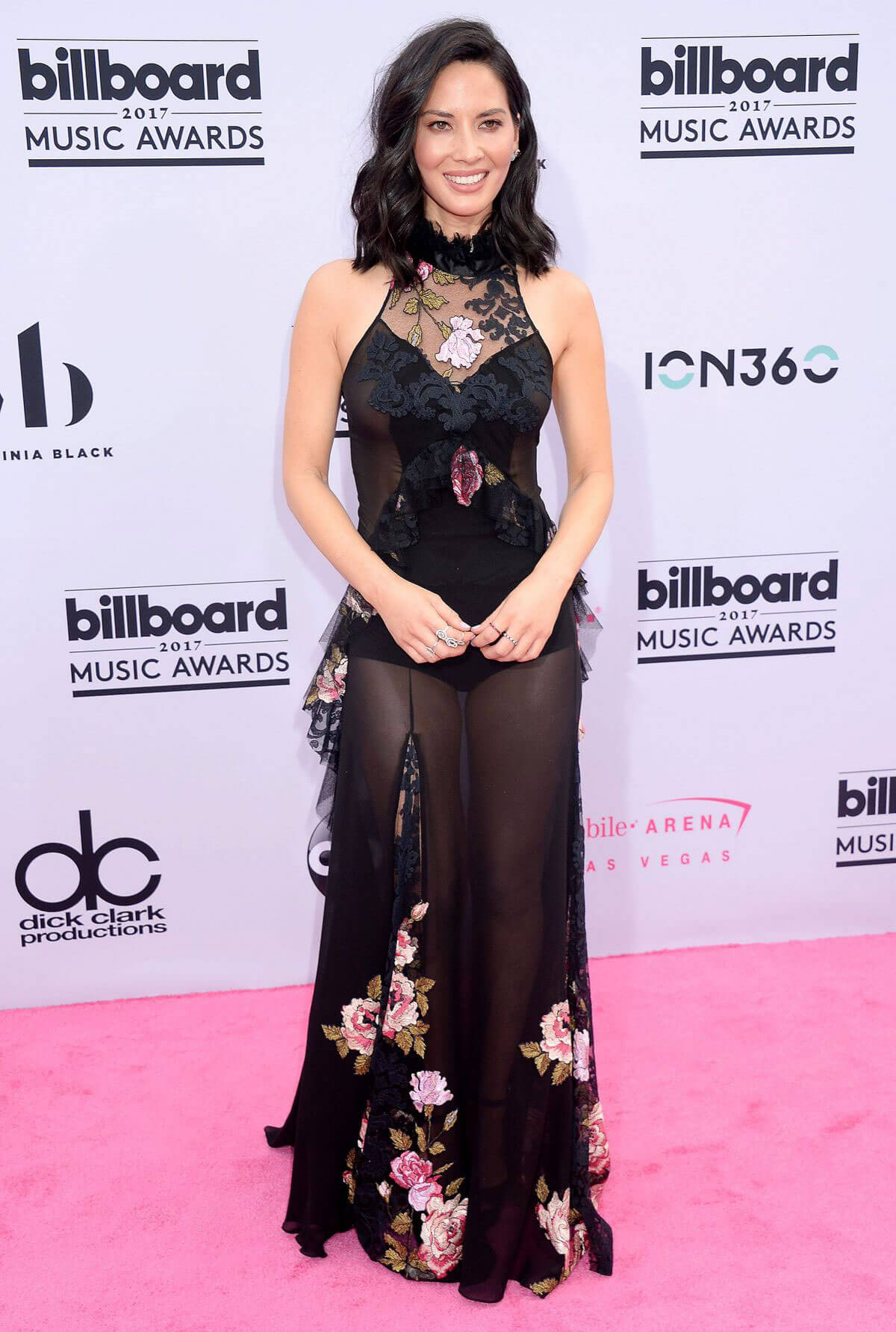 Olivia Munn at Billboard Music Awards 2017 in Las Vegas