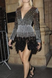 PIXIE LOTT at One for the Boys Gala and After Party in London