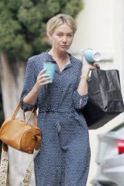 PORTIE DE ROSSI Out and About in Beverly Hills