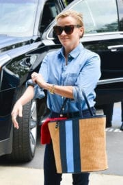Reese Witherspoon Out and About in Culver City