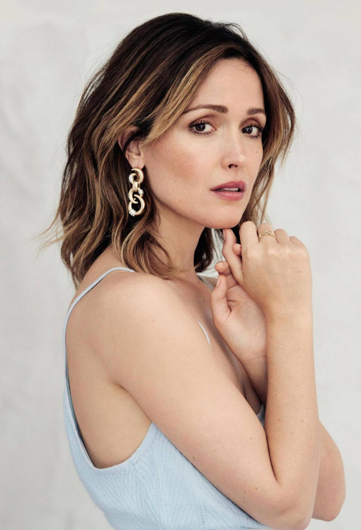 ROSE BYRNE in Evening Standard Magazine, May 2017