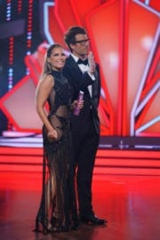 SYLVIE MEIS at Let's Dance Finale in Cologne
