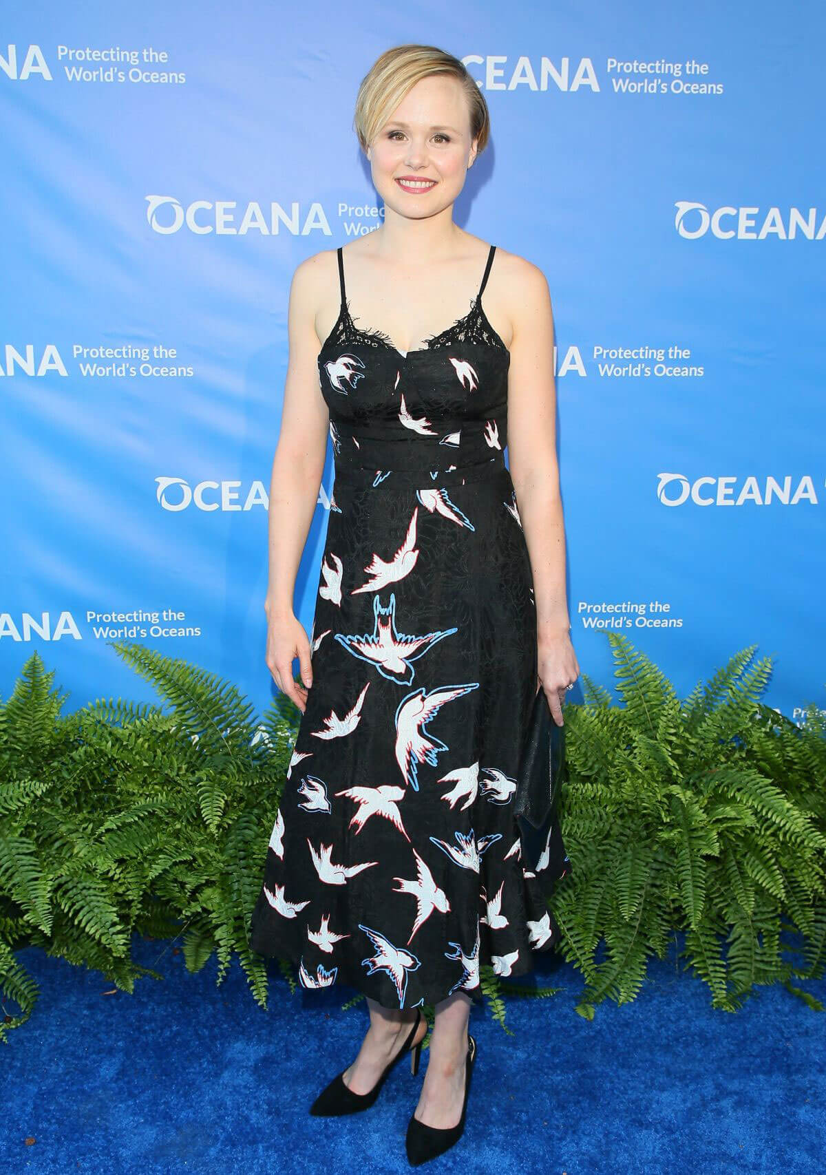 Alison Pill Stills at Oceana Seachange Summer Party in Los Angeles