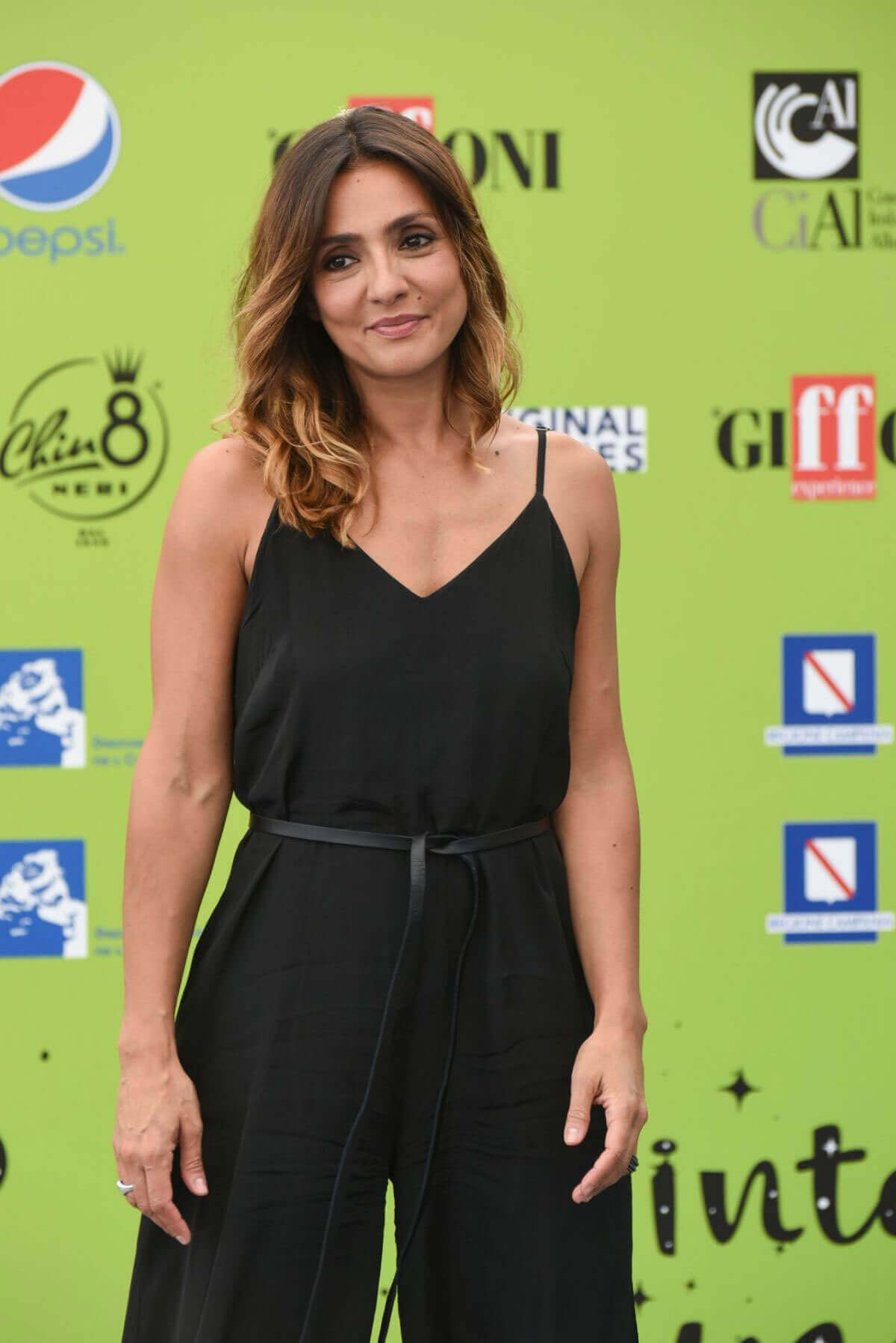 Ambra Angiolini Photos at Giffoni Film Festival in Giffoni Valle Piana