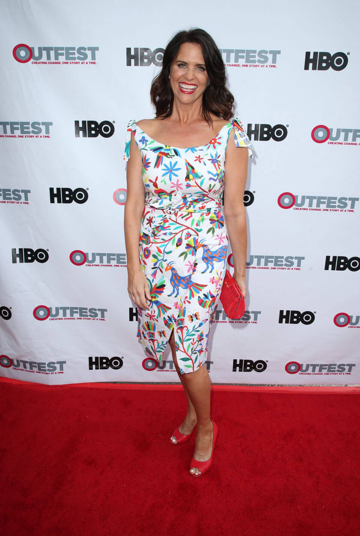 Amy Landecker Stills at Transparent Season 4 Screening at 2017 Outfest Los Angeles LGBT Film Festival