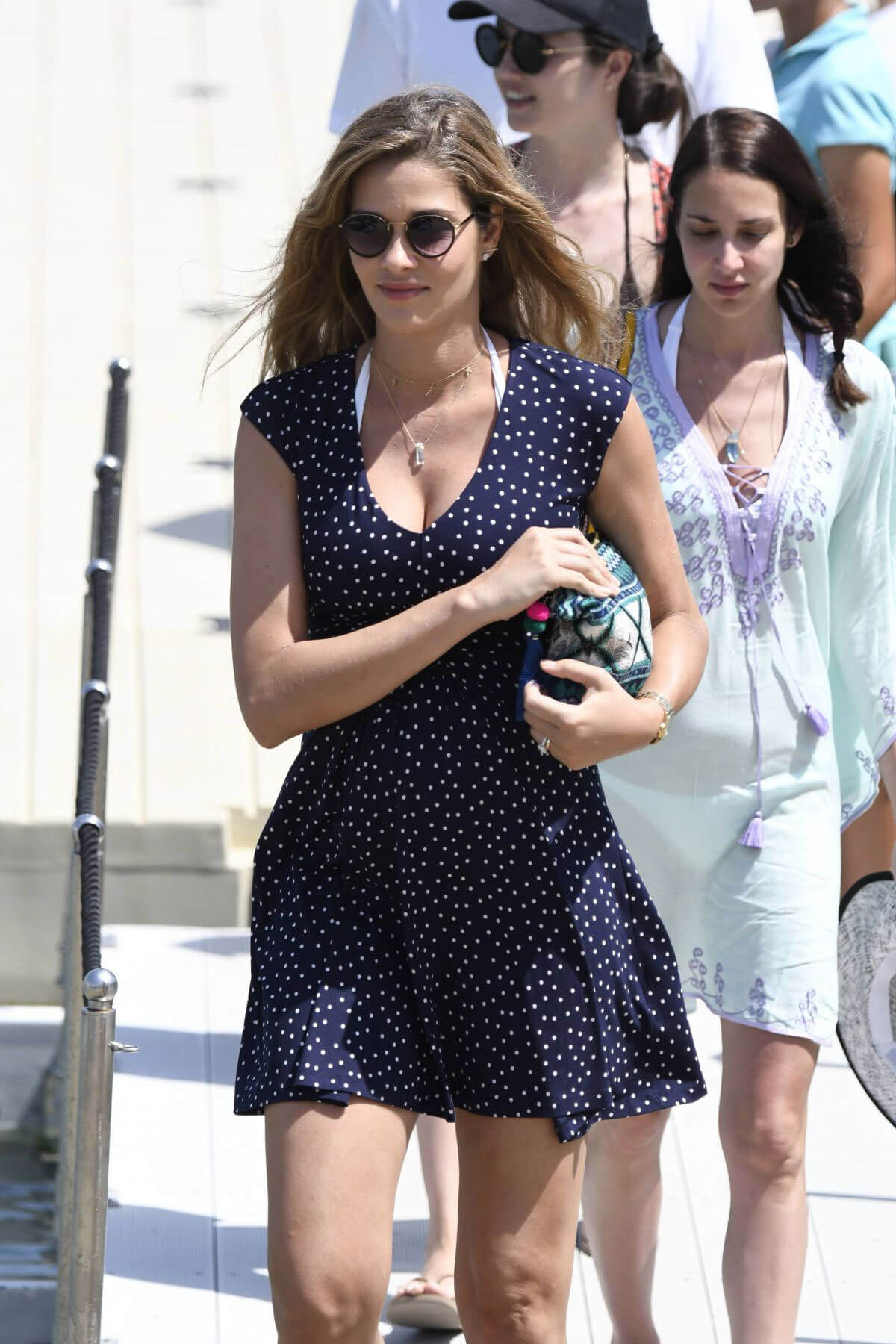 Ana Beatriz Barros Stills Out in Mykonos