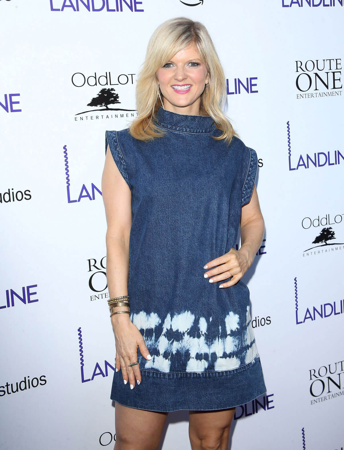 Arden Myrin Stills at Landline Premiere in Hollywood