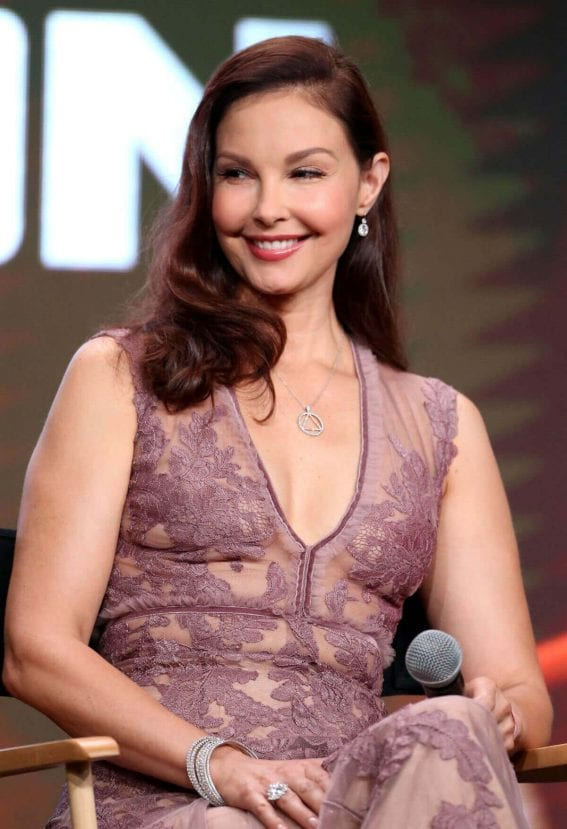 Ashley Judd Stills at Berlin Station Panel at TCA Summer Tour in Los Angeles