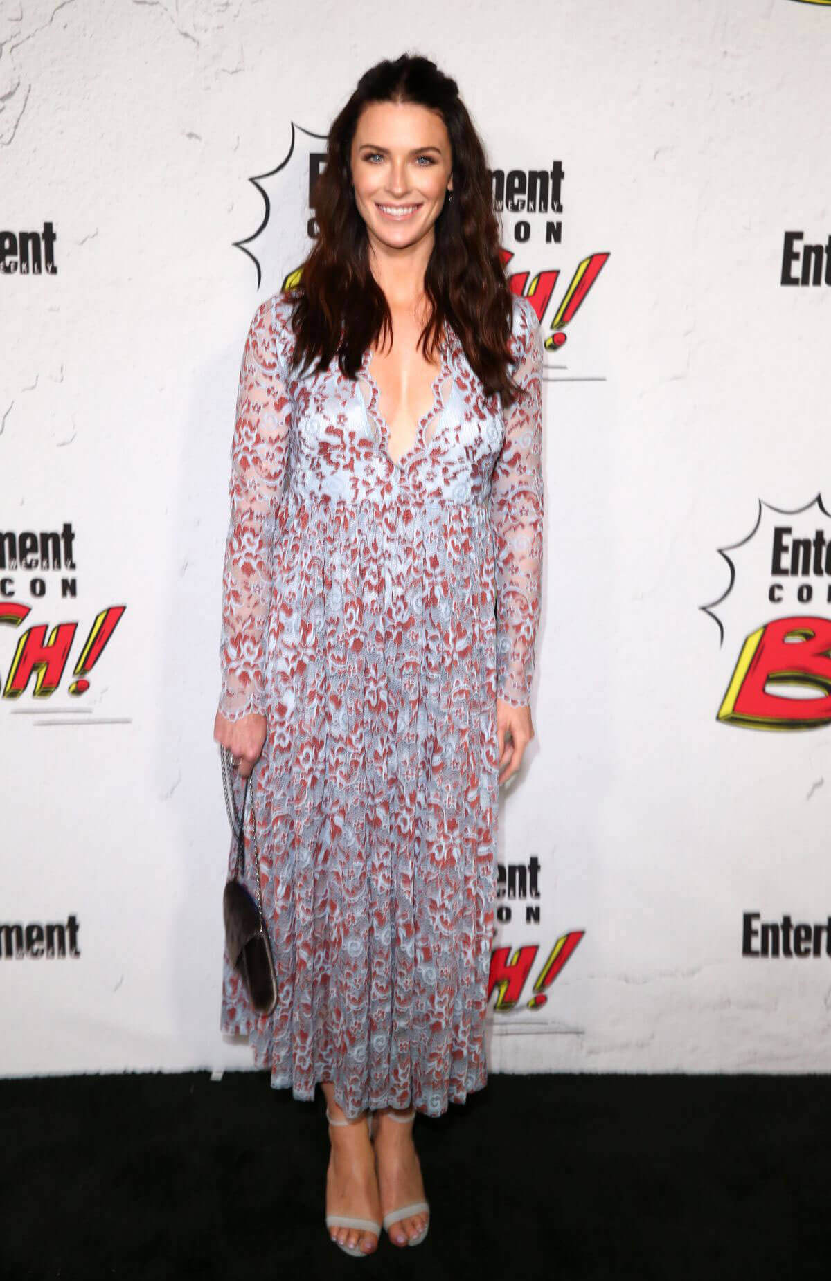 Bridget Regan Stills at Entertainment Weekly's Comic-con Party in San Diego