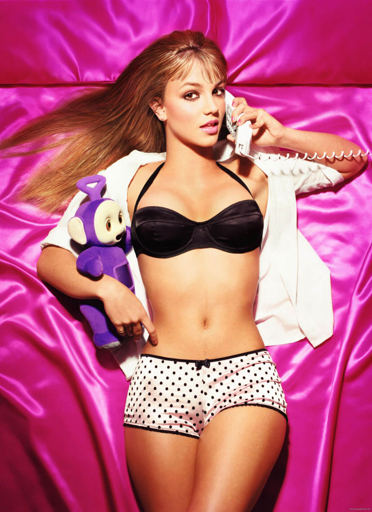 Britney Spears Photoshoot by David Lachapelle